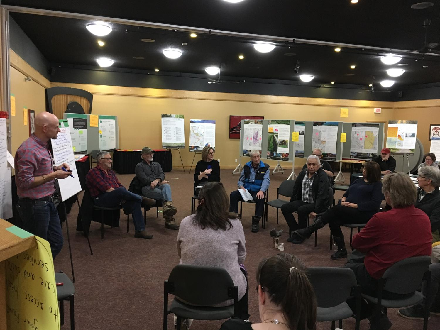 Whitehorse Community Conversation